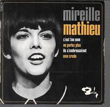 EP 4 TITRES--MIREILLE MATHIEU--C'EST TON NOM / NE PARLEZ PLUS
