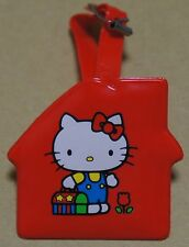 1976 Vintage Sanrio Hello Kitty Tag/Luggage Tag/Bag Tag *Japan
