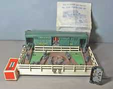 Lionel SCARCE Postwar #3356 Operating Horse Car + Corral SET+ MORE