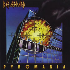 Def Leppard-Pyromania CD NEW