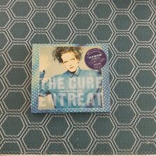 THE CURE - ENTREAT - CD JAPAN - NORMAL CASE - BOX