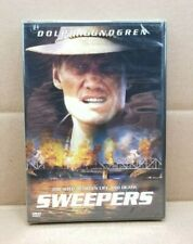 Sweepers (DVD, 1998) Dolph Lundgren Bruce Payne NEW & SEALED - RARE & OOP