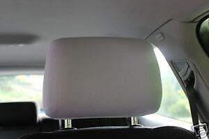 Kopfstützenbezüge (1 Paar = 2 Stück) passend für alle Mercedes-Benz Modelle