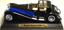 Bugatti Royale Coupé de ville 1928 1:43