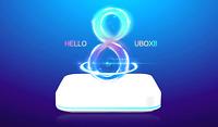 UNBLOCK SMART TVBOX UBOX8 PRO MAX  GEN 8TH Android 10.0,HD 6K,Dual Band WiFi安博盒子