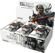 Final Fantasy #6 TCG Opus VI Booster Box FFTCG SEALED!!