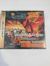 DUNGEONS AND DRAGONS COLLECTION SEGA SATURN NTSC SAT From Jpan
