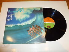 BONEY M - Oceans Of Fantasy - 1979 UK 13-track Vinyl LP