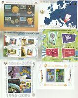 6 Blocks Cept Europa  postfrisch 227