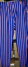Baseball Pant Pinstripe Worth Mayhem Color Choice Men size 2XL New