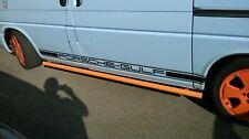 VW Porsche-Gulf Decal Stripes - x2