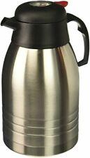 Primula 2-Liter Temp Assure Coffee Carafe, Stainless Steel/Black FREE2DAYSHIP