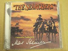 Max Steiner The Searchers Soundtrack Rare CD
