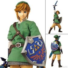 Medicom Rah 622 The Legend of Zelda Skyward Sword Link Real action Heroes Figure