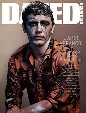 DAZED & CONFUSED,James Franco,Christopher Kane,Adele Exarchopoulos,Bela Tarr NEW