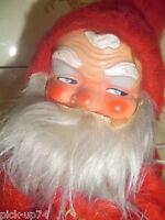 Weihnachtsmann Santa Claus Puppe Doll Zelluloid Plastik RAR Weihnachten