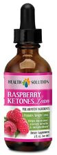 Raspberry Ketones Lean Liquid - Fat Burner Drops - Slimming Diet - 1B