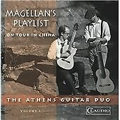 Magellan's Playlist [The Athens Guitar Duo] [Claudio Records: CR6019-2], The Ath