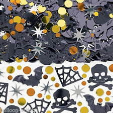 2 Bags Halloween Poison Skulls Bats Pirate Party Confetti Table Sprinkles