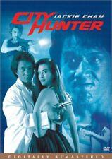 Brand New WS DVD City Hunter Jackie Chan Richard Norton Joey Wang Chingmy Yau
