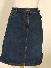 """Jupe en jeans """" Caroll """" taille 44"""