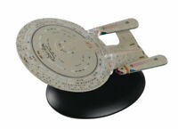 Eaglemoss Star Trek TNG Best Of 1 New  USS Enterprise NCC-1701-D Captain PICARD