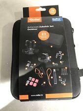 Go Pro Compatable, Rollei Action Camera Accessories 23 Pcs Set.
