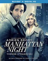 Manhattan Night [Blu-ray + Digital HD], New DVD, Campbell Scott, Jennifer Beals,