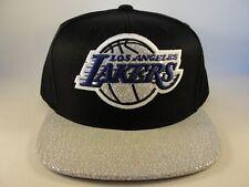 new arrival c6d98 d51f5 Los Angeles Lakers NBA Mitchell   Ness Snapback Hat Cap