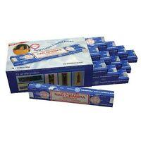 Satya Sai Baba NAG CHAMPA Incense Sticks Box x 3/6/9 x15g  Packs Agarbathi