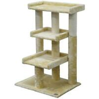 Go Pet Club F101 Cat Tree Condo Scratcher Post Pet Bed Furniture