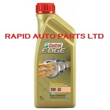 Castrol EDGE TITANIUM 0W-30 Synthetic Engine Oil 0W30 - 1 Litres 1L FREE POSTAGE