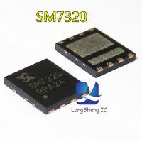 5x SM 7320 5M7320 SM732O SM7320 SM7320ESQGC-TRG DFN56-8 IC Attention About Pins