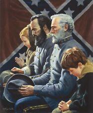 Mort Kunstler The Generals Were Brought to Tear Limited Edition Civil War Print