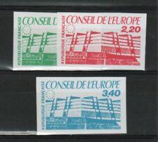 SERVICE n° 93/95 neuf sans charnière non dentelé