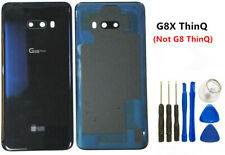 LG G8X ThinQ G850 Back Cover Glass Replacement Parts +Tools