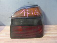 Queue lumière arrière droit + VW GOLF 3 III GTI + Hella Lumière foncé + 1h6945112b