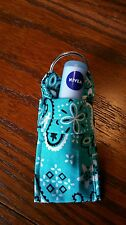 Aquas Design chain key holder chap stick holder