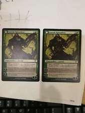 MTG Garruk, the Veil-Cursed (Flip side of the multi-part card Garruk Relentless)