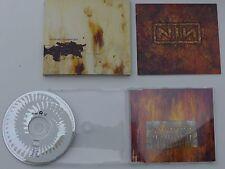 CD ALBUM NINE INCH NAILS The downward spiral CID 8012 522126 2