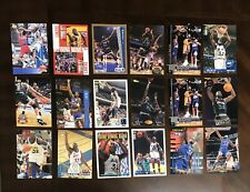 Shaquille O'Neal 18 Card Lot