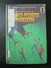 Mystery of the Two-Toed Pigeon - three Investigators #37  Marc Brandel