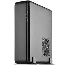 """Case di fattore di forma mini-ITX in alluminio 5.25"""" Drive Bays 1 per prodotti informatici"""