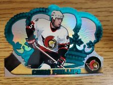 1997-98 Crown Royale Emerald Green #92 Chris Phillips