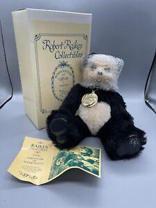 Robert Raikes Panda Bear Fenlan LE 974/1500 Signed Brand New