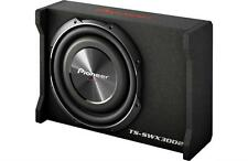 """Pioneer TS-SWX3002 1500 W Max 12"""" Shallow Mount Sealed Enclosed Subwoofer"""
