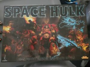 Games Workshop: Space Hulk (4th Edition) Limited Edition Board Game