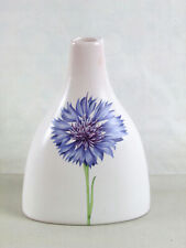 Villeroy and Boch Flora Summerfield country collection blue hydrangea vase