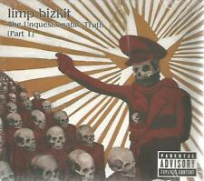 LIMP BIZKIT - The unquestionable truth (Part I) - CD sealed