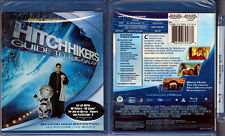 Blu-ray Douglas Adams HITCHHIKER'S GUIDE TO THE GALAXY cult movie A/B/C OOP NEW